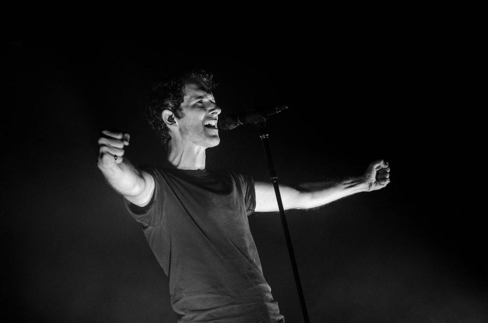 zingende man Toorn van Thunaer