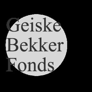 Geiske Bekker fonds sponsor van de Toorn van Thunaer
