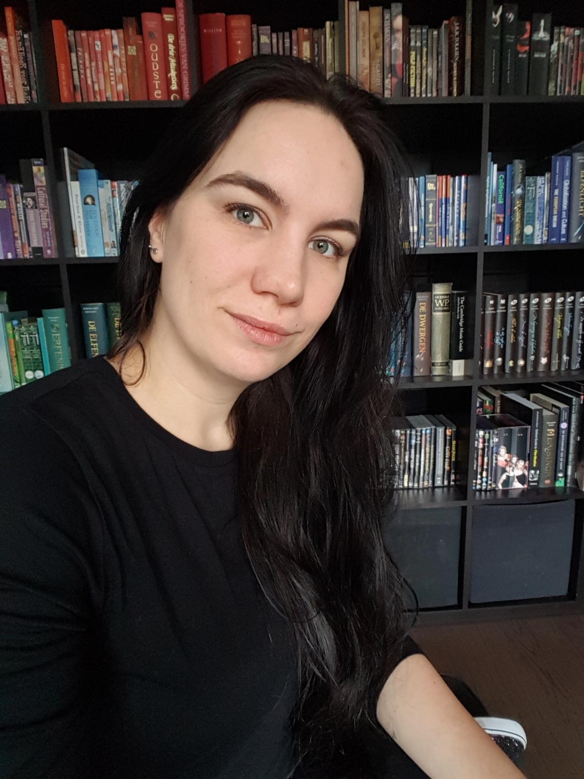 Marieke Meijering speelt Hillegonda in de Toorn van Thunaer