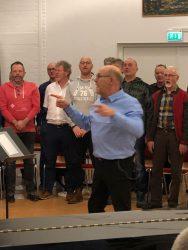 Eerste zangrippetitie Toorn van Thunaer