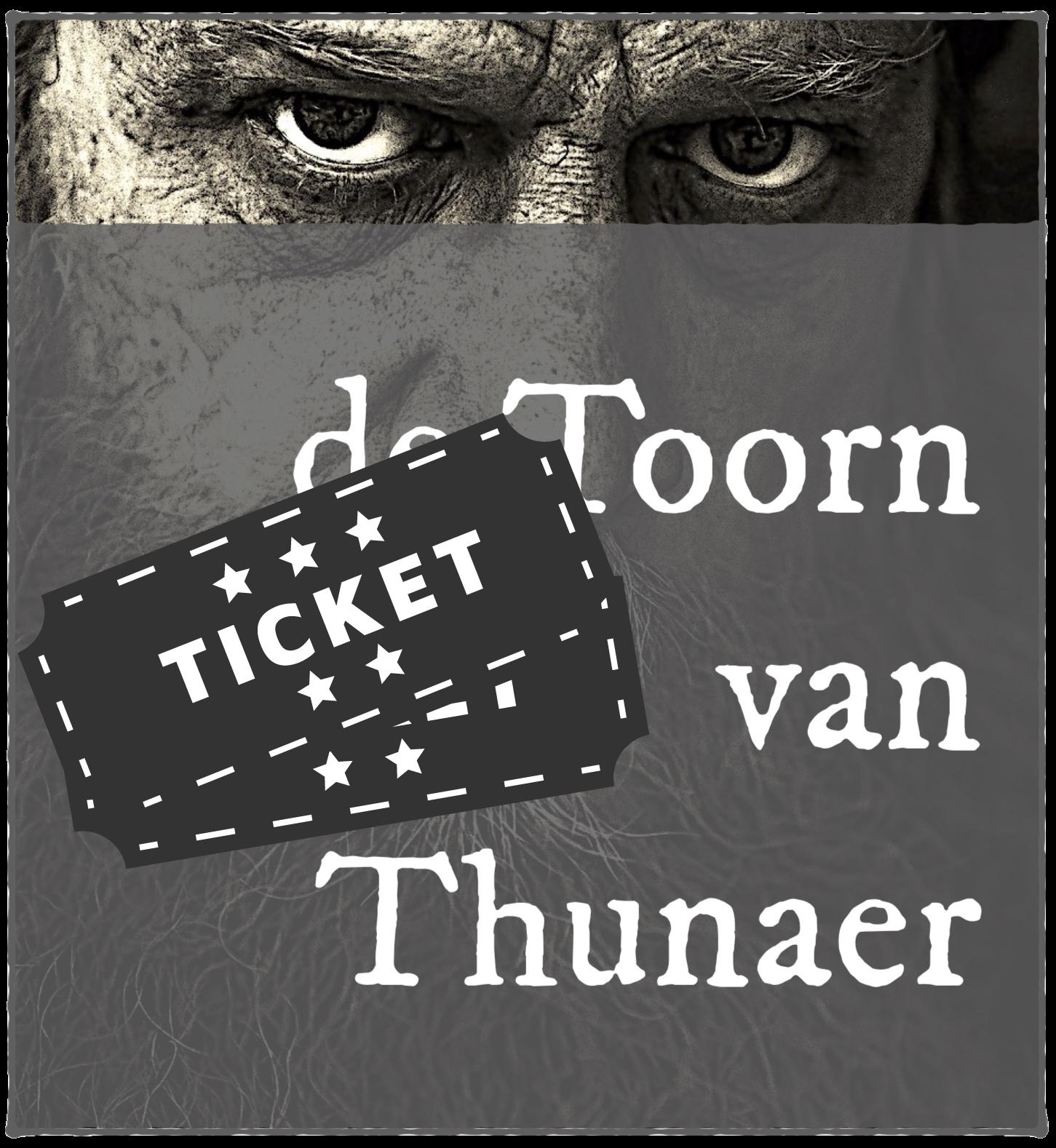 Toorn van Thunaer ticketverkoop