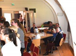 Bijeenkomst Hesselerhof kennismaken bestuur commissies
