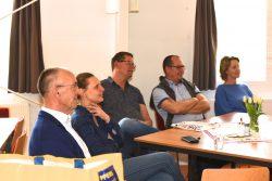 Zangrepetitie en voorstellen bestuur en commissies