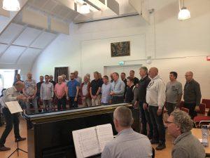 Toorn van Thunnaer zangrippetitie zondag 12 mei