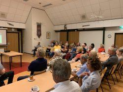 vrijwilligersbijeenkomst juli 2019