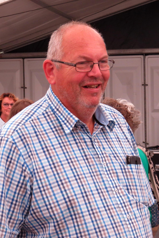 Henk Reinders vrijwilliger bij de Toorn van Thunaer