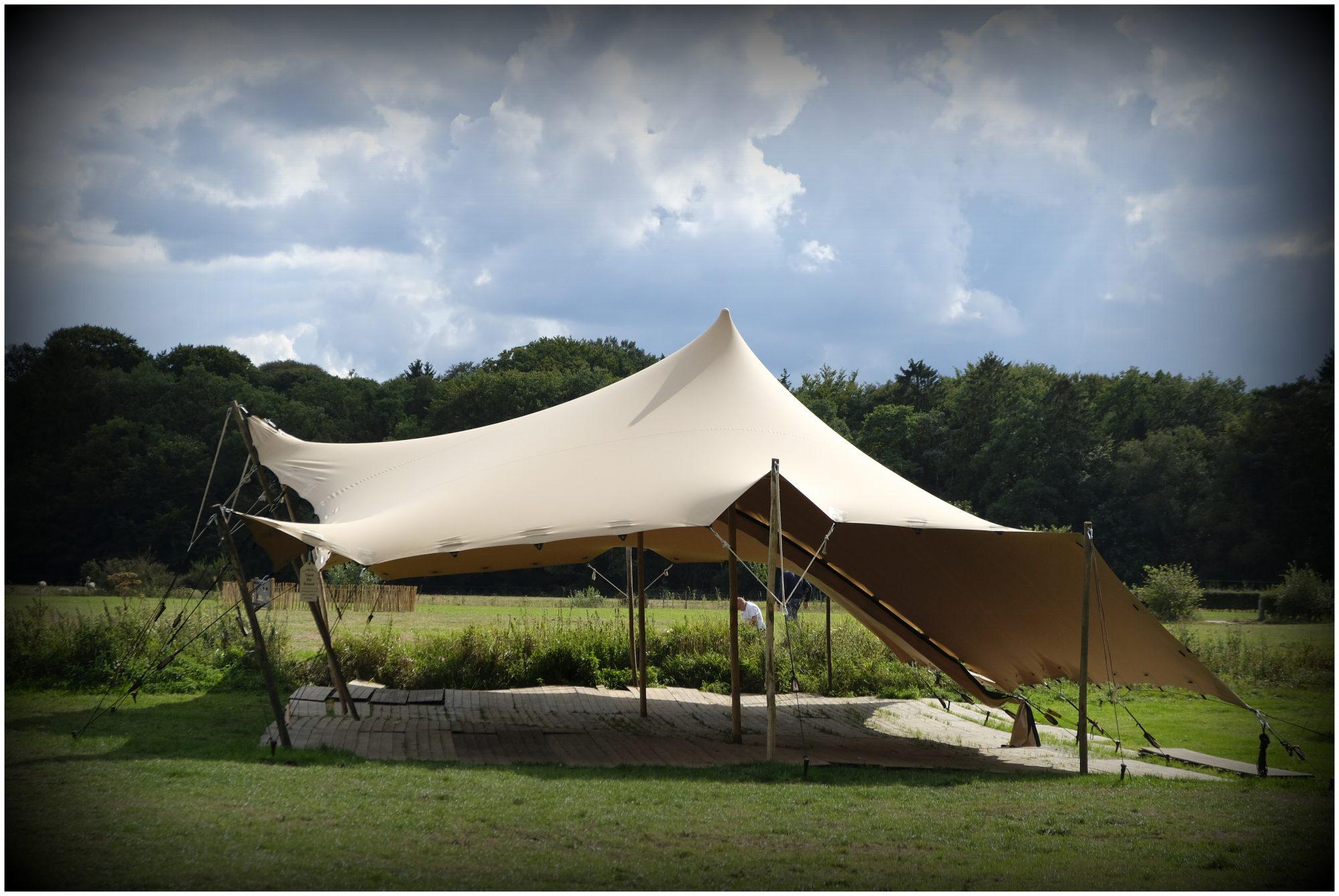 Tent voor De Toorn van Thunaer