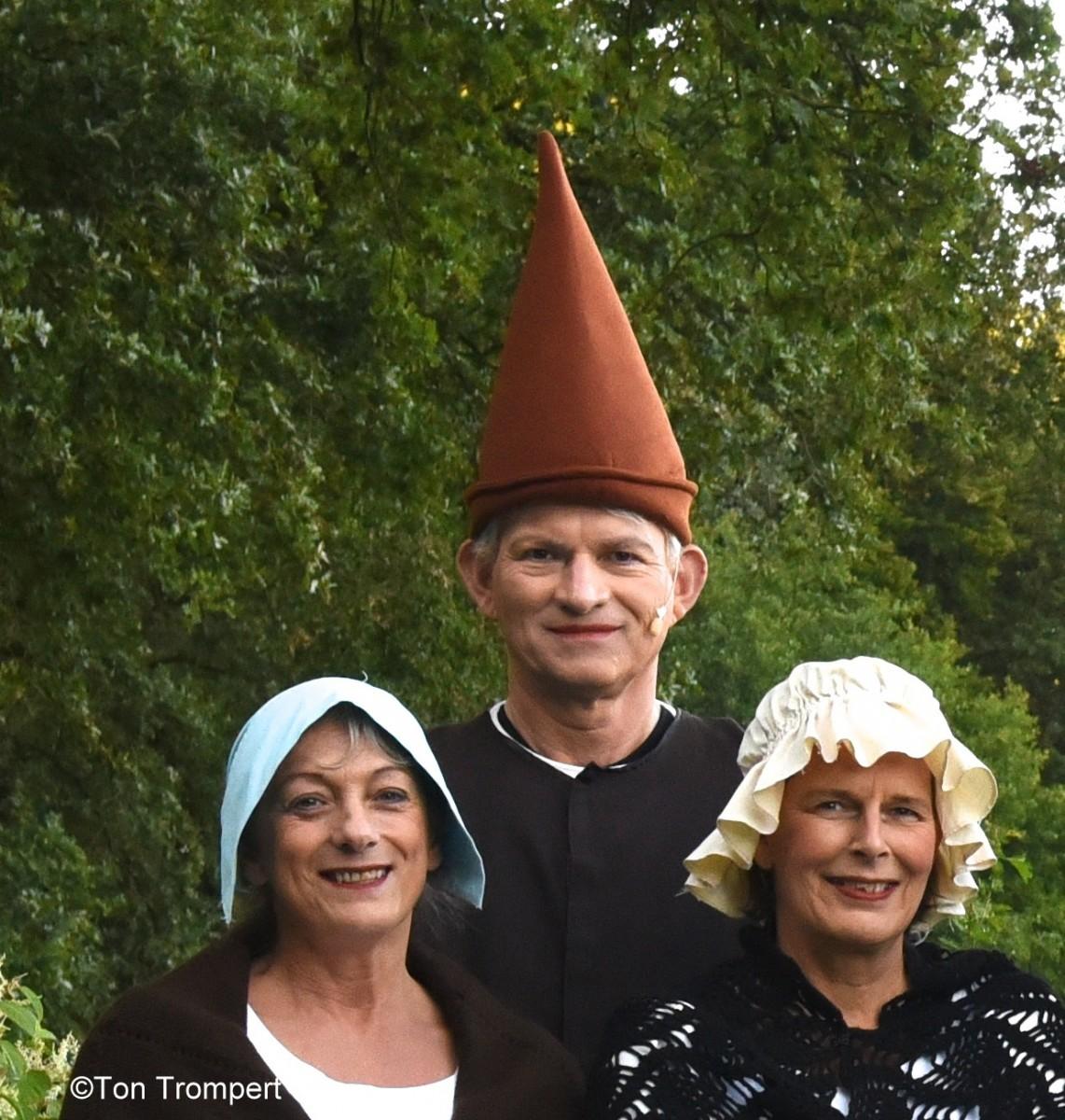 Wim Kiers uit Dalen als Sweeler