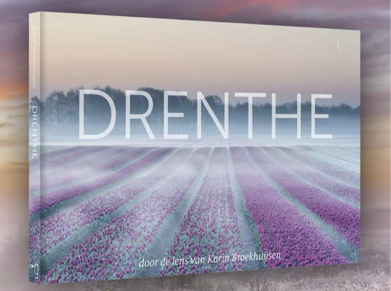 Fotoboek Drenthe van Karin Broekhuijsen