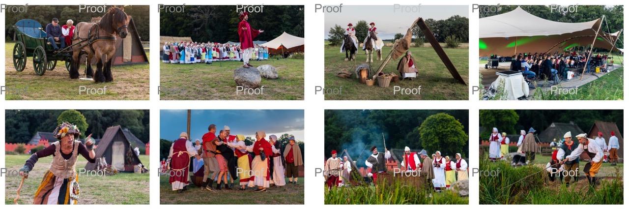 aantal van de foto's in het Drenthefotoboek